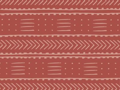 Mudcloth Pattern bohemian aztec pattern illustration illustration pattern mud cloth pattern design textile mudcloth