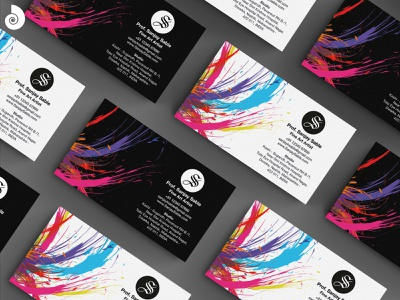 Corporate Identity Design business cards stationery branddesign brand identity print design stationery design