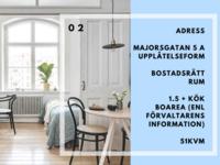 Majorsgatan Real Estate Showcase 4