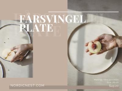 Nordic Nest Plates