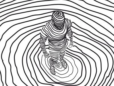 scribbble to dribbble animation ux branding ui minimal illustrator illustration design