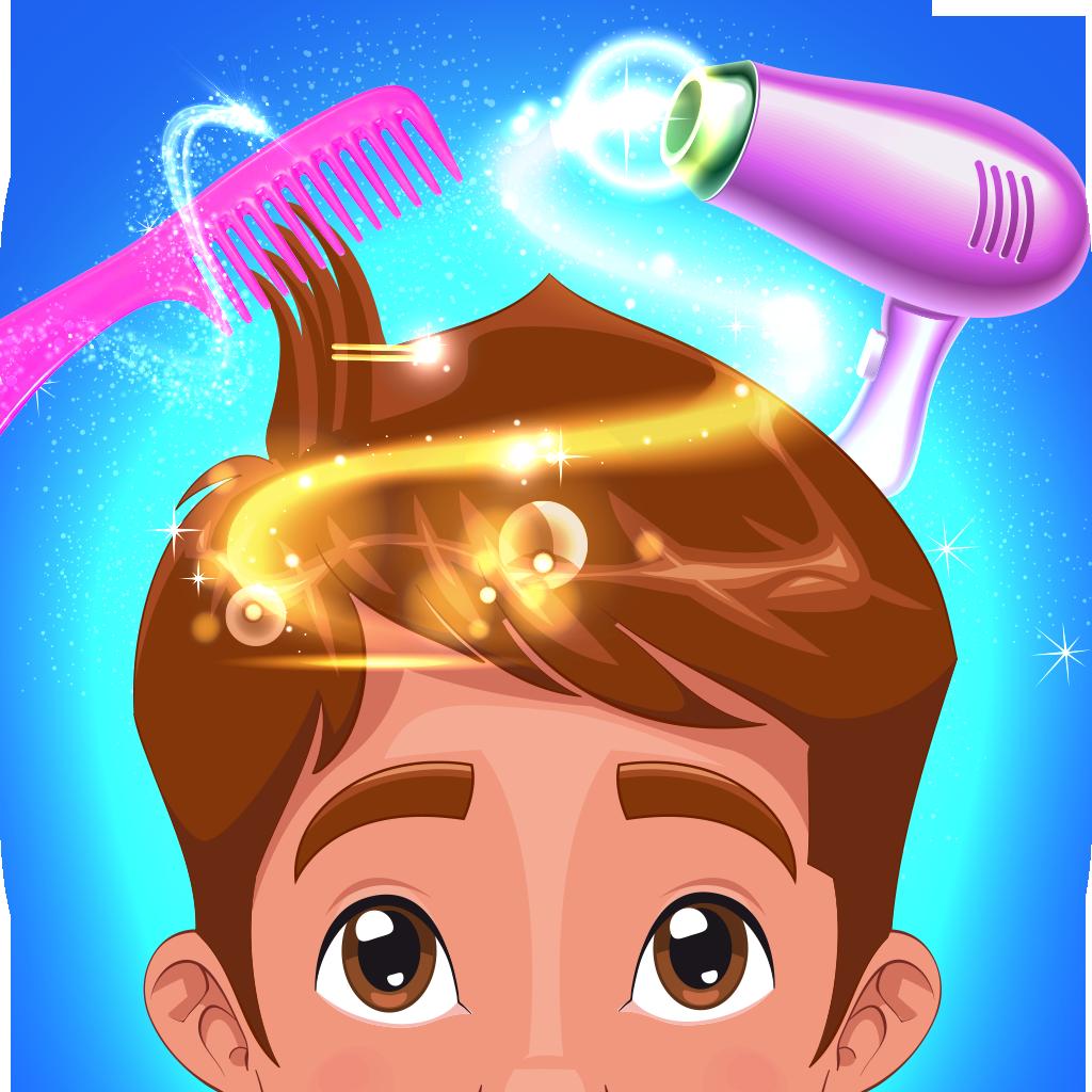 Картинки для парикмахерской в детском саду прически