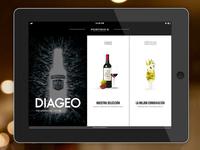Menu wine app