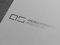 Logo - AS arquitecto