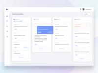 Task Management Dashboard for Teacher
