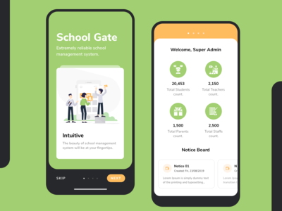 School Management System App