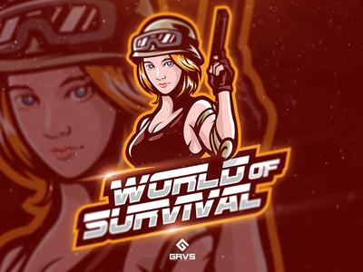 World of Survival Logo