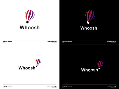 Hot Air Balloon Logo 2