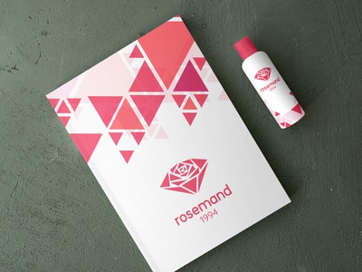 Bulgarian rose oil logo