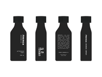 Shave Tonic Packaging