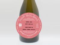 Bottle Label Concept