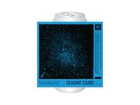 Sugar Cube Label Artwork