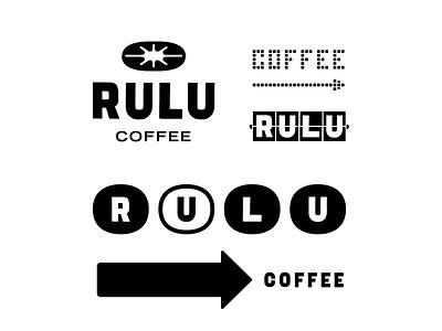 Coffee in Transit transit transportation illustration branding logo design logo type typography lettering