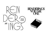 Renderings Vol 1