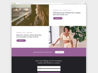FemEvolve Website