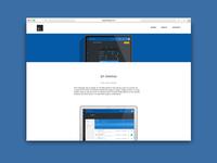 Portfolio Website Redesign