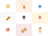 TouchBistro Menu Icons