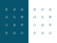 TouchBistro Line Icons
