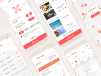 Restaurant and activity booking app