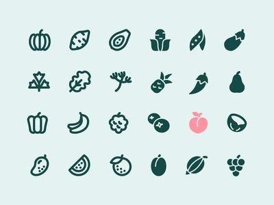 Planticons Icon Set