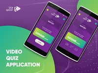 Video Quiz - Android Game Application
