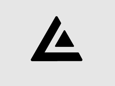 A & C logomark mark logo design logo logomark