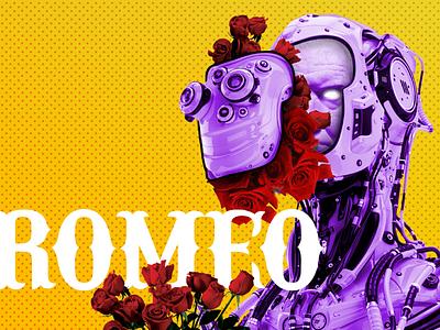 ROMEO - Cyborg Love rose yellow juliet romeo love cyborg
