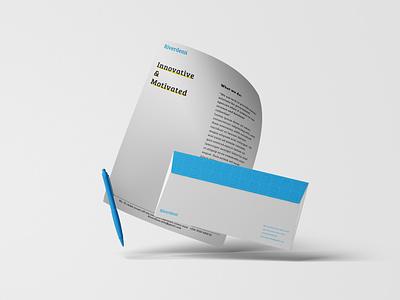 Riverdean Corporate Assets brand identity branding and identity corporate identity