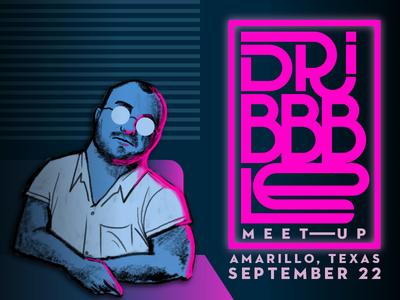 Amarillo September Dribbble Meetup