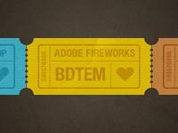 BDTEM Ticket