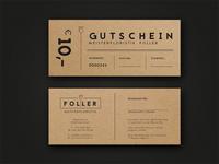 Voucher - Master Floristics