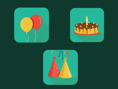 Birthdayicons