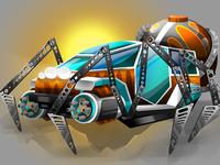 Toydesign vehicle