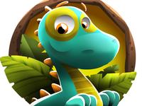 Dino Slots symbol