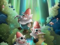 Diamond Dwarfs characters