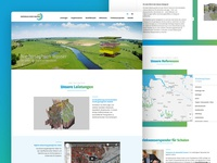 Geography and 3D Visualization Company Website