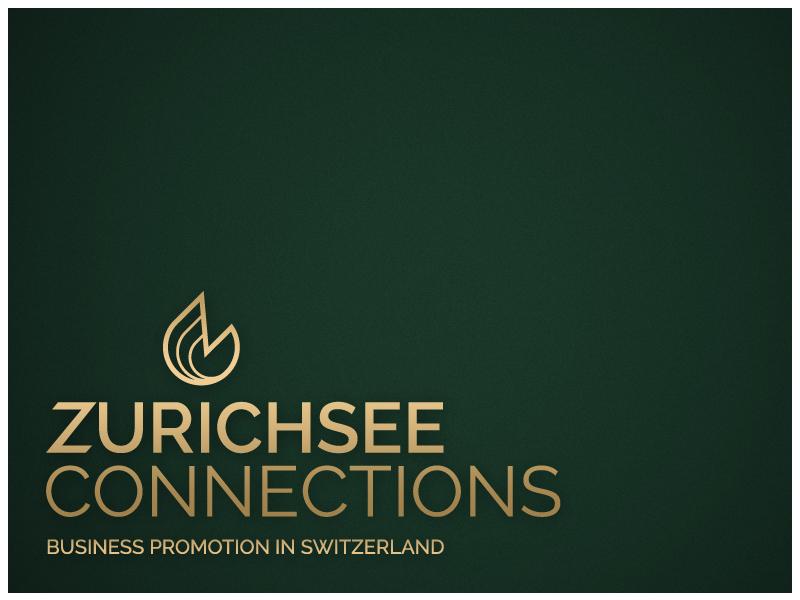 Zurichsee Connections Rebranding