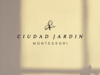 Ciudad Jardín Montessori Logo