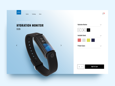 Retail Site for Wearable Device