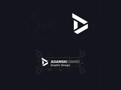 Personal logo build grid