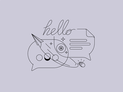 Communication reaction mail chat communication work team collaboration active design 2d art art vector illustration