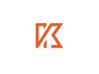 K Logo Design Concept