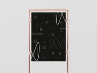 Operadora Poster