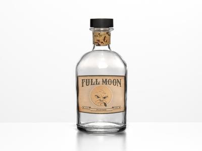 Full Moon Appalachian Moonshine