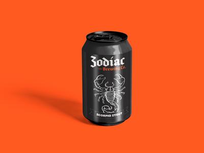 Zodiac Brewing Co. - Scorpio Stout