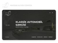Heydar Aliyev Center - UI/UX