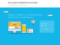 Intelligent Examination Platform