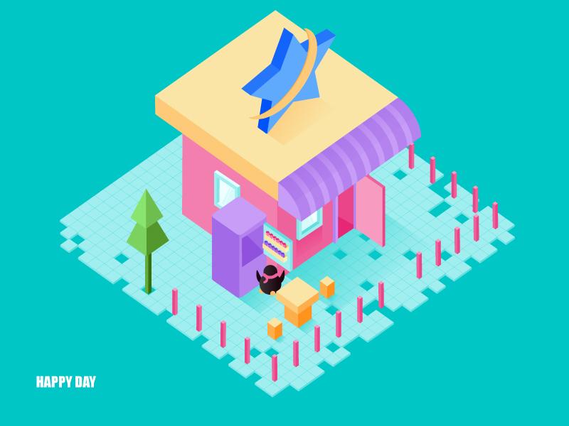 New Shot - 05/19/2019 at 06:23 AM learning illustration design ui