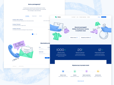Sharing is caring 🙌 ipad concept website ux ui design illustration procreate