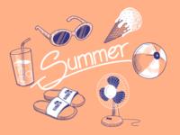 Summer essentials☀️